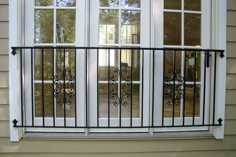 Window and door guards & Window and Door Guards and More - Annapolis Railings u0026 Stairs